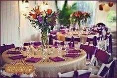 Rika and Josh : Plum in Love   Historic Cedarwood   All Inclusive Designer Weddings