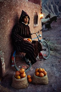 The World's Ride - Morocco - Steve McCurry