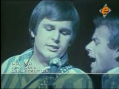 Beach boys  - Sloop John B (+playlist) This is AWESOME of their arriving in London. So much cute video of the BOYS!!