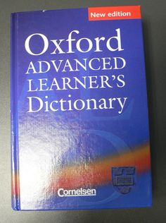 Oxford Advanced Learner s Dictionary (Seventh edition) with Exam Trainer von. Oxford, New Edition, Trainer, Ebay, Oxfords