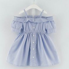 ☔❌Embarazada De [ 박 지민 ] ❌☔ Frocks For Girls, Kids Frocks, Little Girl Outfits, Little Girl Dresses, Kids Outfits, Baby Girl Fashion, Toddler Fashion, Kids Fashion, New Girl Style