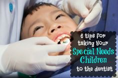 Tips for Taking Special Needs Children to the Dentist