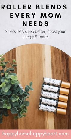 Looking for the best essential oil roller blends for moms? Check out these essential oil roller recipes for moms. These make great last minute mothers day gifts as well. And they are also great roller blends for new moms. #MothersDay #EssentialOils #RollerBlends #diy