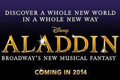 broadway musicals   Aladdin Disney Broadway Musical 2014   Moresay Cartoon Entertainment ...