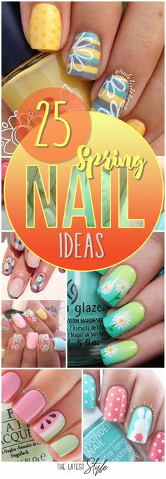 Everyone wants to look their best this time of the year, They're are some great spring nail idea that will leave you feeling ready for anything! If, you are Trying ... Read More
