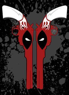 Dead Pool, My Hero, Superhero, Fictional Characters, Art, Fantasy Characters