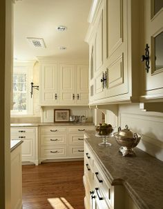 Decorative kitchen vents