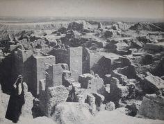 Mesopotamia, Ishtar Gate, Babylon  (Umetnost novobabilonske države 624-539 pr.Kr.)