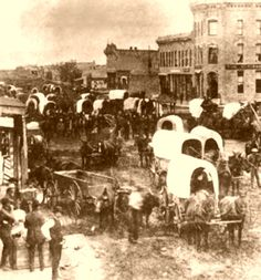 Caldwell, Kansas, cowtown1880 #Wild #West