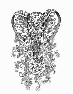 Wrist tattoo coverup- just the elephant