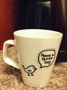 Coffee Mug Design Ideas mug creative design a poem for mornings coffeecoffeecoffeecoffee coffee Diy Coffee Mug Ideas Cell Group Pinterest Home I Want And Mom