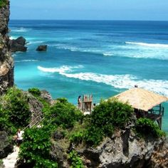 Nusa Lembongan Island, Bali – Indonesia The small island of Nusa Lembongan is a 30-minute speedboat ride from Sanur or Benoa Harbor and offers no cars, world-class sunsets and secret, secluded beaches.