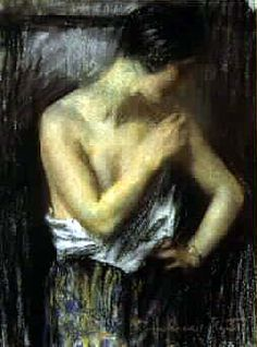 The Shoulder Strap Janet Agnes Cumbrae-Stewart (1883-1960) Australia
