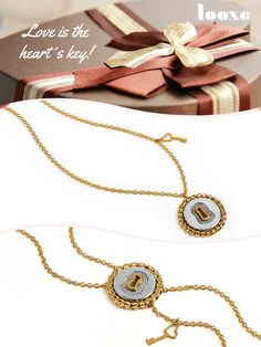 For Valentin´s Day Looxe Jewelry suggests you to surprise someone special  with