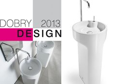Estetyczna, funkcjonalna, dająca wiele możliwości aranżacyjnych – najlepsza w kategorii przestrzeń łazienki. Umywalka Amberes firmy ROCA Polska znalazła się wśród 44 produktów nagrodzonych w drugiej edycji organizowanego przez magazyn Dobrze Mieszkaj konkursu Dobry Design 2013.