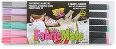 Yasutomo Fabricmate Superfine Markers $9.25