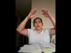 Alerta pueblo de Dios: Ví un ángel listo a lanzar una gran roca!