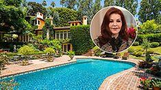 Priscilla Presley Lists $16 Million Beverly Hills Mansion