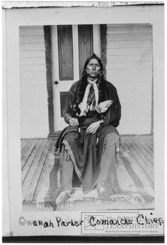 Quanah Parker, Comanche Chief: The Portal to Texas History