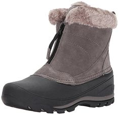Northside Womens Sun Ridge Snow Boot Warm Gray 9 M US *** Be sure to check out this awesome product. (This is an affiliate link)