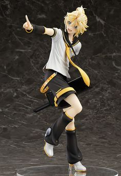 Crunchyroll - Kagamine Len: Tony Ver. 1/7th Scale Char Vocal Series 02