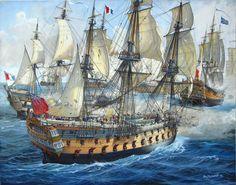 Batalla de Hyeres, 1795