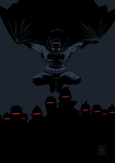 "herochan: "" The Dark Knight Returns Created by Grzegorz Pawlak "" I Am Batman, Batman Art, Batman Comics, A Comics, Comic Book Artists, Comic Books Art, Comic Art, Epic Characters, Comic Book Characters"