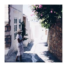 Little white town in Greece; Lindos  #fashion #style  #love #beautiful #pretty  #blogger #outfit #shopping #fashionista #lifestyle #travel #lindos #greece #white #architecture