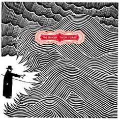 Artwork by Stanley Donwood Thom Yorke - The Eraser
