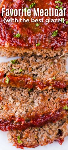 A classic recipe for Meatloaf. Sauteed ground beef loaded with onion, breadcrumbs, fresh herbs and seasonings make for a juicy and tender homemade meatloaf. recipes best easy The BEST Easy Meatloaf Recipe - Valentina's Corner Easy Meatloaf Recipe With Bread Crumbs, Best Easy Meatloaf Recipe, Homemade Meatloaf, Classic Meatloaf Recipe, Meat Loaf Recipe Easy, Meat Recipes, Classic Recipe, Cooking Recipes, Meatloaf Recipe With Beef And Pork