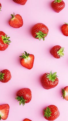 Strawberry Wallpaper - Wallpapers Browse