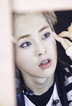 "Xiumin EXO When I saw this I just melted and screamed and then said ""WOOOOOOAAAAAHHHHH"" so loudly"