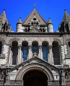 Trinity Church Photograph  - Trinity Church Fine Art Print