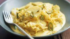 Gemüsecurry auf malaysische Art