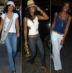 Kelly Rowland<- I've always loved her to pieces!