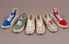 Vans x Disney, une collaboration qui va animer nos pieds. #Vans #Disney #Fashion