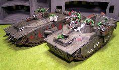 the Waaagh's Battlewagon FAQ: Part Two