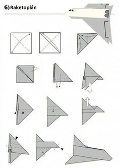 How To Make An Origami Plane How To Make The Best Paper Stunt Planeglider 10 Steps. How To Make An Origami Plane Gallery Origami Plane How To Make A Cool Paper Instruction Jet Fighter. How To Make An Origami Plane… Continue Reading →