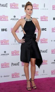Splendid paragon of beauty Jennifer Lawrence