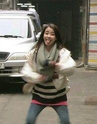 My Little Girl, My Girl, Korea Street Style, Kpop Girl Bands, Beautiful Gif, K Pop, Bae Suzy, Moon Goddess, Iu Fashion
