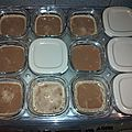 Crèmes aux oeufs au chocolat à la multi délices