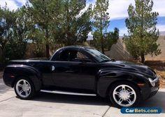 2003 Chevrolet SSR Base Convertible 2-Door #chevrolet #ssr #forsale #unitedstates