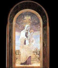 Tabernacolo di S. Maria sul canto del Mercantale - Prato (Toscana)