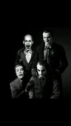 #Joker #Fan #Art. (The Jokers) By: The Jokers) By: Godlover69. ÅWESOMENESS!!!™ ÅÅÅ+