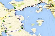 GREEK ODYSSEY - PART III | THE DOGLADY'S DEN