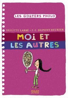 Brigitte LABBÉ et  Pierre-François DUPONT-BEURIER - Auteur    Jacques AZAM - Illustrateur    Comment avoir une idée de ce que l'on est sans les autres ? Comment savoir si l'on est gentil, méchant, jaloux, moqueur… si les autres ne sont pas là ? Pour se connaître, on a besoin de passer par les autres.