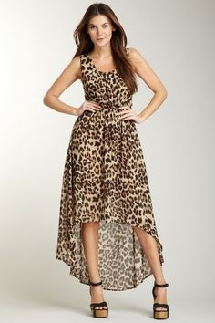 Love cheetah print
