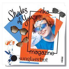 """Shades of You: Sunglass Hut Contest Entry"" by kari-c ❤ liked on Polyvore featuring Rika, Miu Miu, Michael Kors, Oakley, Prada and shadesofyou"