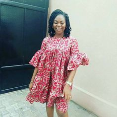 Add a skirt or longer for a midi or maxi dress. African Print Dresses, African Fashion Dresses, African Dress, Ankara Fashion, African Prints, African Fabric, Women's Fashion, African Attire, African Wear