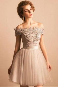 Homecoming Dresses Off-the-shoulder Lace Short Prom Dress Party Dress  Pegeant Dress 6bf6f80bc4